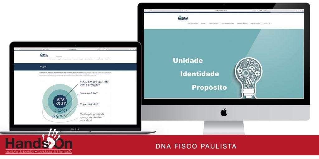 DNA Fisco Paulista