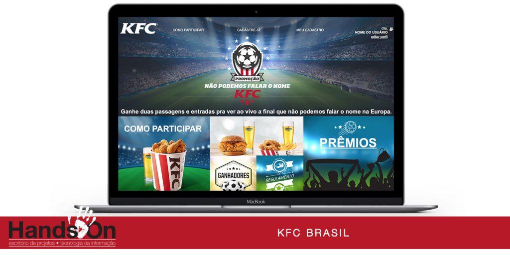 KFC Promoção